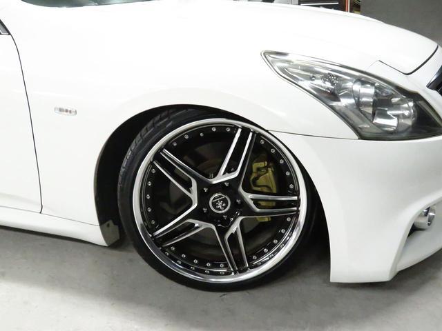 250GT タイプS 後期型 サンルーフ 純正メーカーナビ ブラックハーフレザー WORKデュランダル19AW 新品フルタップ車高調 ミュージックサーバー 地デジTV パドルシフト サイド/バックカメラ(36枚目)