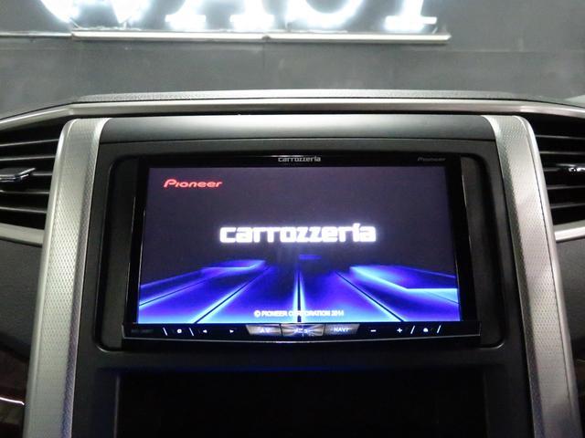 2.4Z 後期型 WORKシュヴァート20AW フルタップ車高調 エムズスピードエアロ カロッツェリアSDナビ 両側自動スライドドア アルパインフリップダウン 地デジフルセグ バックカメラ スマートキー(33枚目)