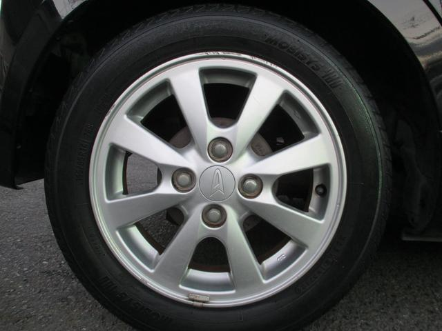 タイヤの山も安心してください。山も十分ありまだまだ丈夫なタイヤです。