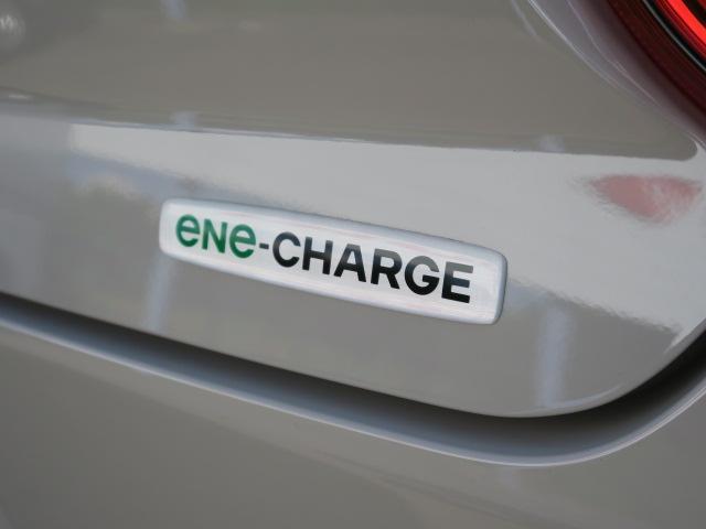 エネチャージを搭載。回生エネルギーで発電・充電し、電装品へ電力を供給してエンジンの負担を軽減します。