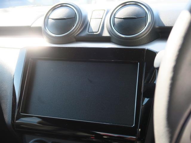 オーディオレス仕様車となります。各種オーディオやナビゲーションの取付も是非ご相談ください。