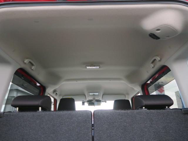 解放感溢れる広いガラスと、高いアイポイントにより運転席からの見晴らしは良好です。