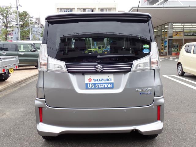 「スズキ」「ソリオバンディット」「ミニバン・ワンボックス」「神奈川県」の中古車3