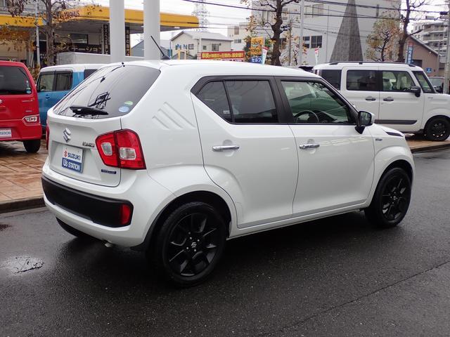 「スズキ」「イグニス」「SUV・クロカン」「神奈川県」の中古車5