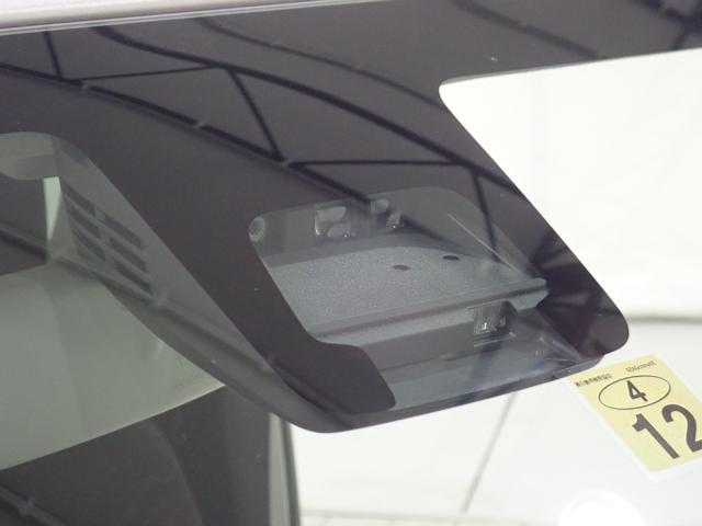 デュアルセンサーブレーキ装備!人もクルマも検知して衝突回避をサポートします!