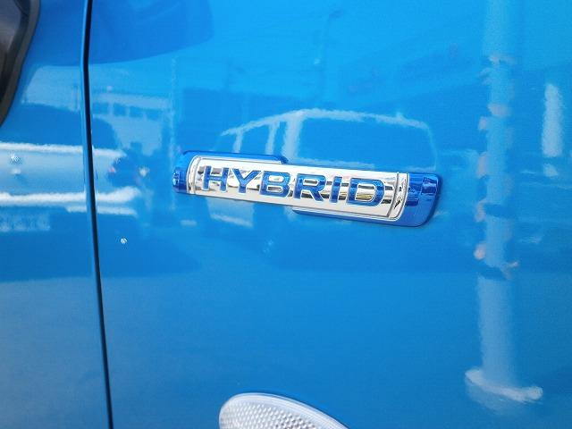 HYBRID FX 2型 デュアルセンサーブレーキサポート付(3枚目)