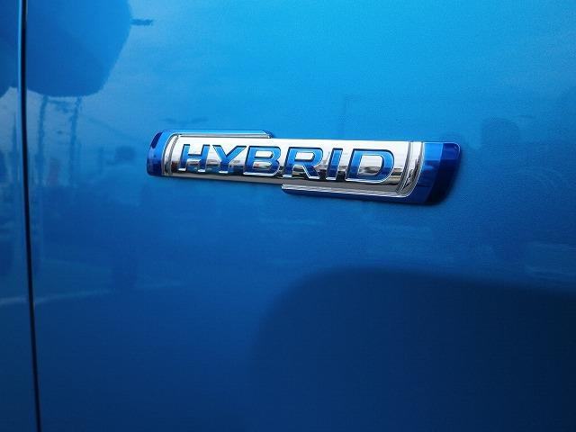 ハイブリッドX HYBRID X 2型 スズキプレミアム中古車 ハイブリッド キーレスプッシュスタート 両側電動スライドドア フルオートエアコン シートヒーター サーキュレーター 後退時ブレーキサポート(3枚目)