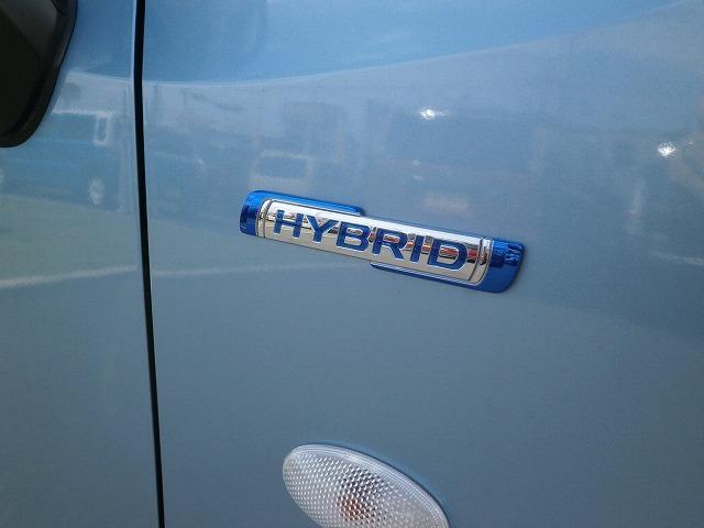 ハイブリッドFX ドラレコキャンペーン対象車! HYBRID FX 2型  デュアルセンサーブレーキサポート キーレスプッシュスタート フルオートエアコン CDステレオ インパネシフトCVT パワステ パワーウインド 運転席シートヒーター(4枚目)