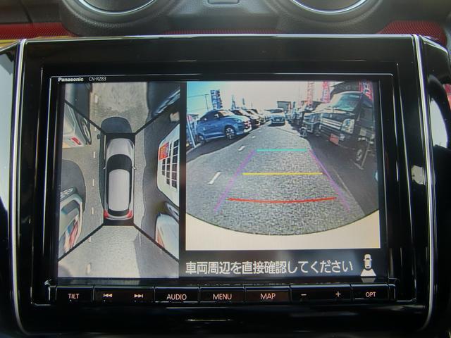 スポーツ 6速オートマ 衝突軽減S ナビ&全方位カメラ(14枚目)