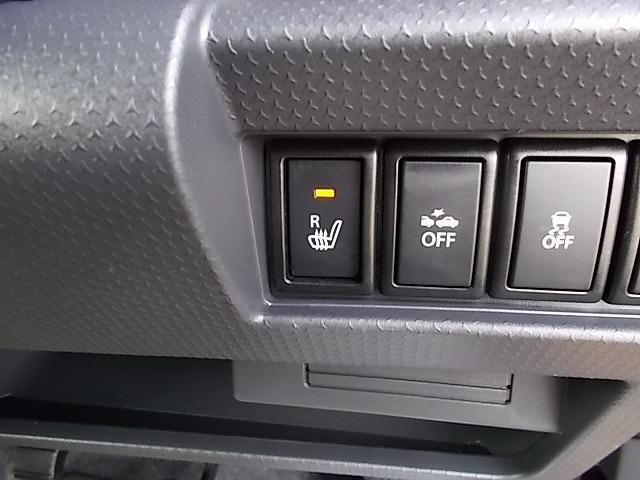 運転席には冬場にウレシイ『シートヒーター』を装備しております!撮影する時間だけでも暖かくなってくれるので、エアコンの暖かい風が出るまでは是非ご活用ください☆