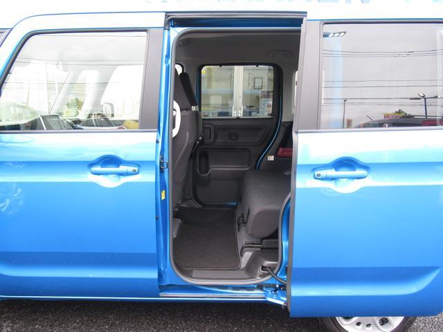 ハイブリッドX 当社指定ナビ5万円引 デュアルカメラブレーキサポート 後退時ブレーキサポート 後席両側ワンアクションパワースライドドア キーレスプッシュスタートシステム(21枚目)