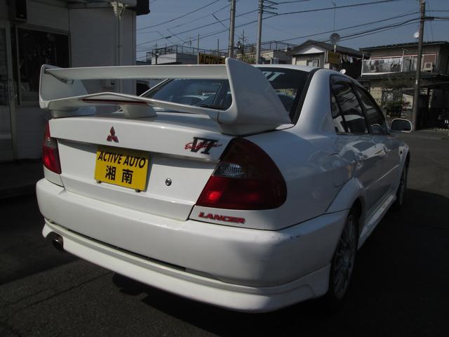 三菱 ランサー GSRエボリューションVI