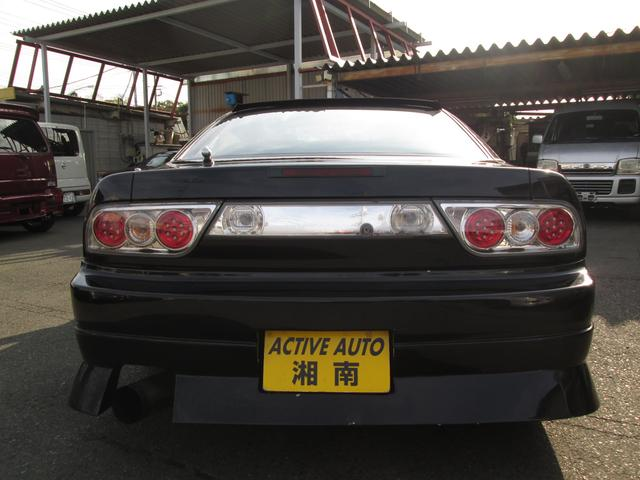 日産 180SX タイプX タービン車