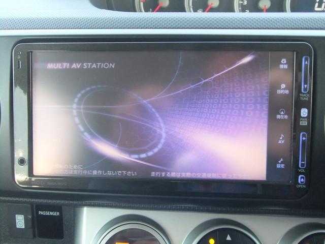 トヨタ カローラルミオン 1.8S エアロツアラー 純正HDDナビ社外地デジ HID