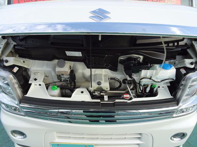 スズキ エブリイワゴン PZターボ社外SDナビPスライドドア純正HIDライト