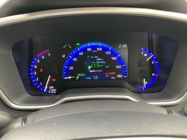ハイブリッドG Z 登録済未使用車 衝突軽減S SDナビ バックカメラ(14枚目)