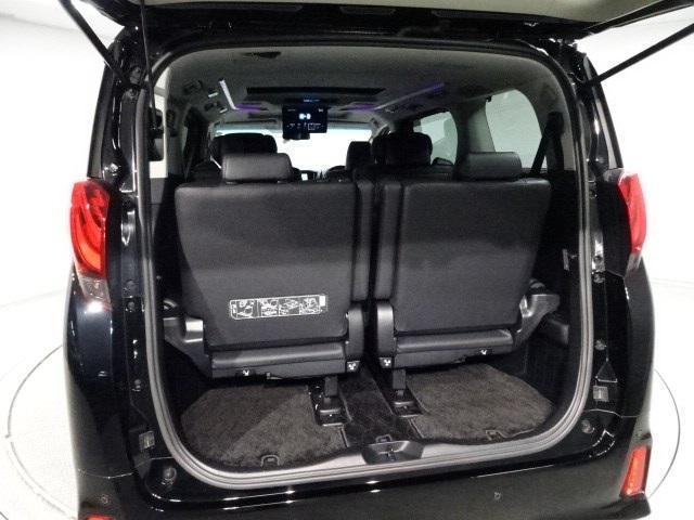2.5S Cパッケージ 7人乗り メーカーナビ フルセグ バックカメラ 後席TV 両側電動スライドドア パワーバックドア ムーンルーフ AC100V(14枚目)