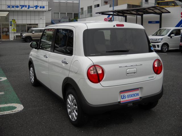 「スズキ」「アルトラパン」「軽自動車」「東京都」の中古車7