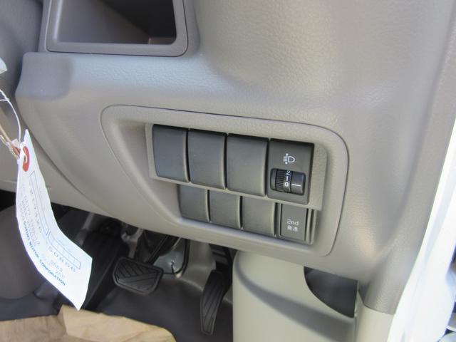 スズキ エブリイ PCリミテッド 登録済未使用車 ハイルーフ 5AGS車
