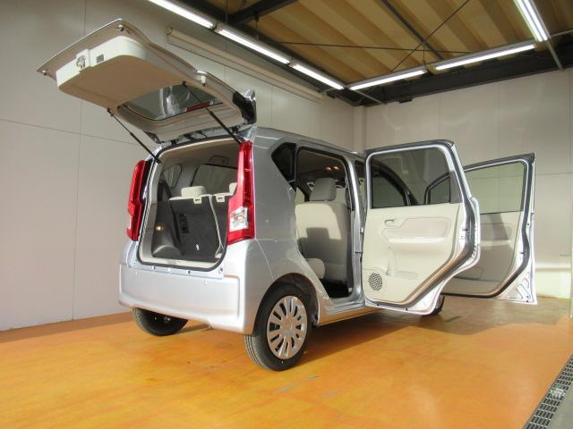 L SAIII -サポカー対象車- スマアシ 電動格納ミラー パワーウインドウ エアコン キーレス(9枚目)