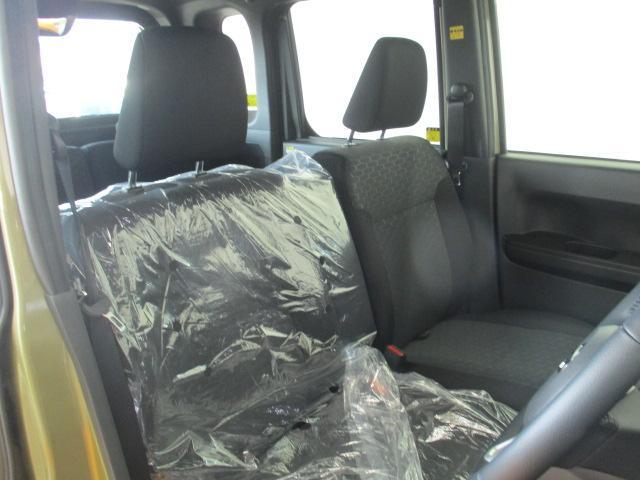 フロントシートの写真です