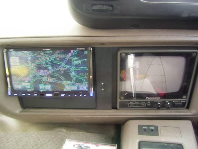 日野 リエッセII LXターボ キャンピング HDDナビフルセグTV トランポ