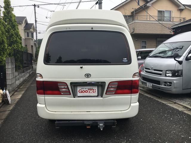 トヨタ グランドハイエース 特装車 キーレス メモリーナビ