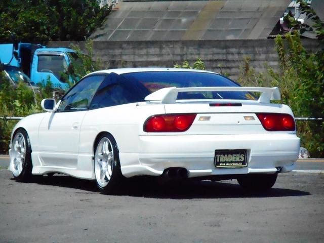 改 S14ターボエンジン換装5速公認 フルエアロ 即ドリ仕様(18枚目)