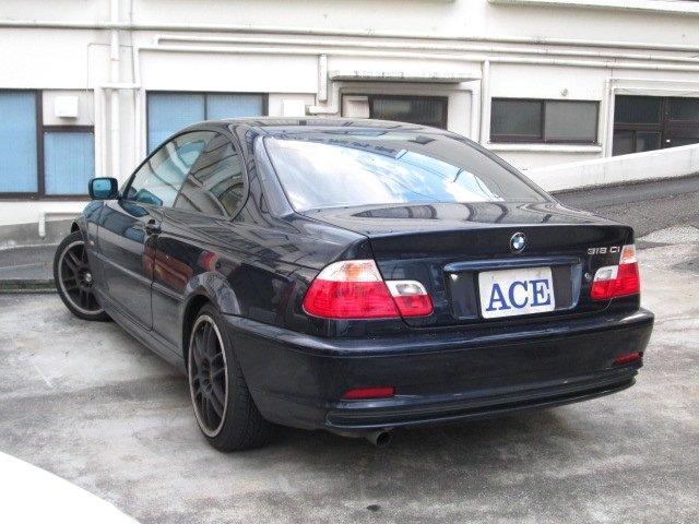 BMW BMW 318Ci 後期エンジン ナビTV ETC 18インチAW