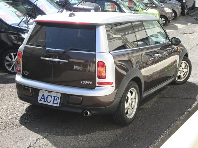 「MINI」「MINI」「ステーションワゴン」「神奈川県」の中古車4