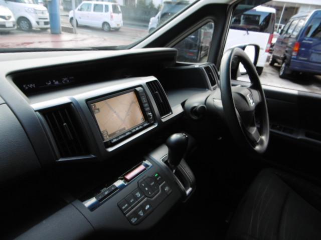 ホンダ ステップワゴン L純正HDDナビBカメラ後席フリップモニター両側電動スライド