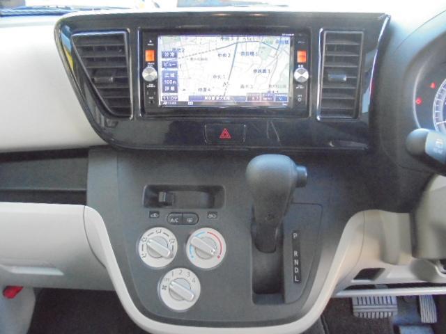 日産 デイズルークス S アイドリングストップ フルセグSDナビ ETC1オーナー