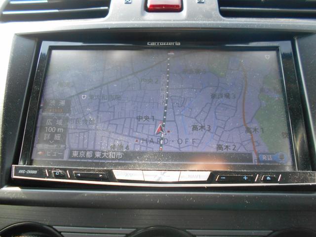 2.0i-L アイサイト 4WD HDDナビ ブラックレザー(19枚目)