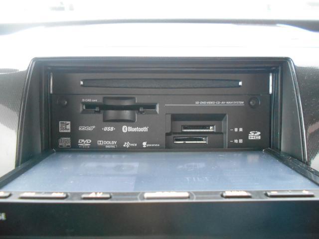 T 社外SDナビ DVD再生 フルセグ パドルシフト 禁煙車(7枚目)