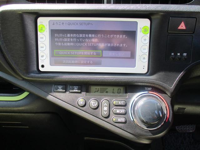 S スマートエントリーパッケージ 純正SDナビ バックカメラ(10枚目)