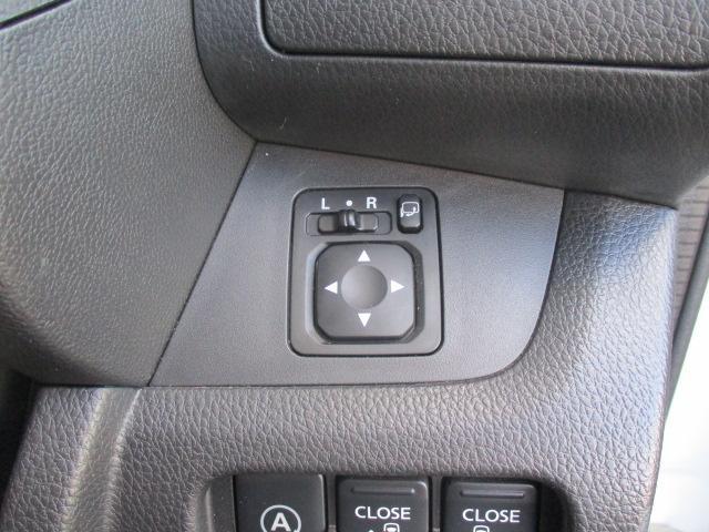 ハイウェイスター ターボ 衝突被害軽減 ツートーンルーフ SDナビ フルセグTV アラウンドビューモニター Bluetooth USB CD DVD 音楽録音 両側パワースライドドア キセノンヘッドライト スマートキー(19枚目)
