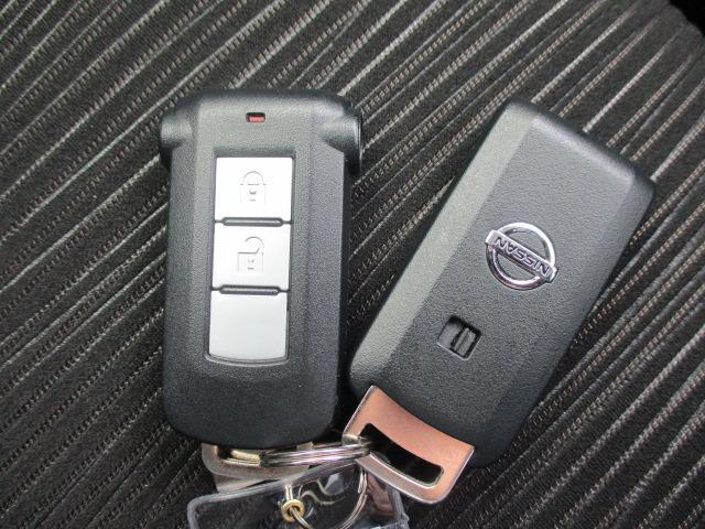 ハイウェイスター ターボ 衝突被害軽減 ツートーンルーフ SDナビ フルセグTV アラウンドビューモニター Bluetooth USB CD DVD 音楽録音 両側パワースライドドア キセノンヘッドライト スマートキー(24枚目)