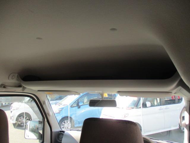 PC 禁煙車 ハイルーフ 5AGS(5速オートギアシフト) 2nd発進機能 ダブルエアバッグ ABS パワーステアリング パワーウィンドウ キーレス 両側スライドドア 横滑り防止装置 プライバシーガラス(18枚目)