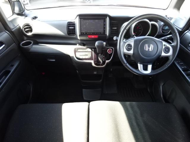 G ターボSSパッケージ ワンオーナー 禁煙車 両側電動スライド SDナビ バックカメラ ETC フルセグ ナビ&TV USB Bluetooth HIDライト Aストップ 車間維持クルコン スマートキー プッシュスタート(7枚目)