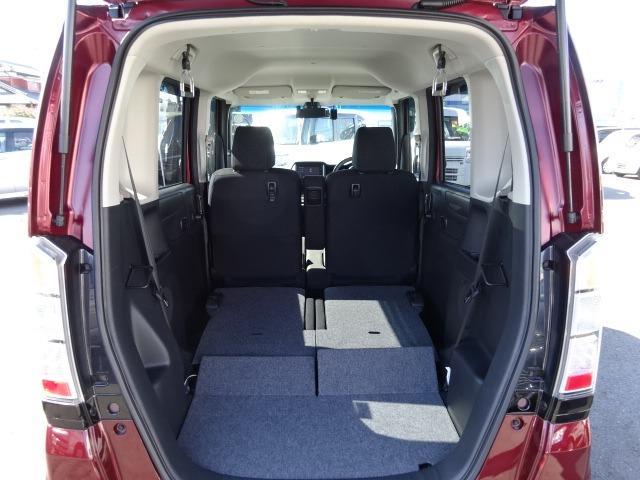 G ターボSSパッケージ ワンオーナー 禁煙車 両側電動スライド SDナビ バックカメラ ETC フルセグ ナビ&TV USB Bluetooth HIDライト Aストップ 車間維持クルコン スマートキー プッシュスタート(33枚目)