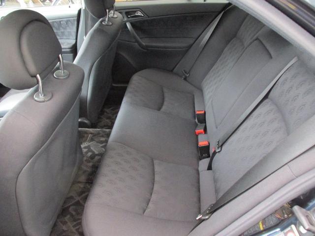 メルセデス・ベンツ M・ベンツ C180コンプレッサー バッテリー交換済 過去点検実施車