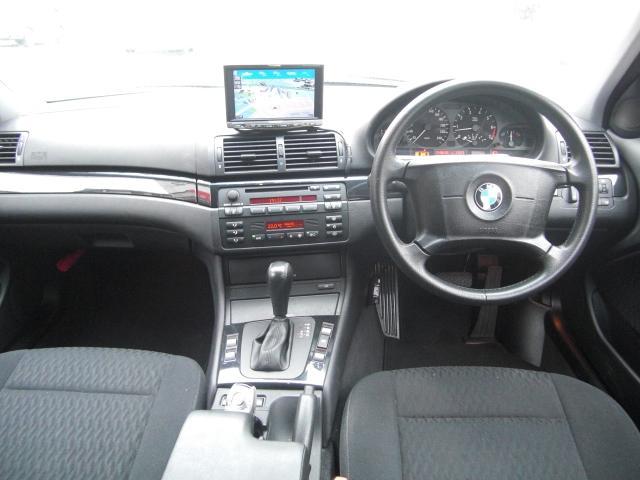 BMW BMW 320i 直6エンジン ナビ アルミ フロントスポイラー