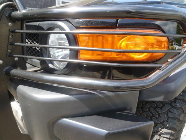 米国トヨタ FJクルーザー アップグレードパッケージ 新車並行 実走行車