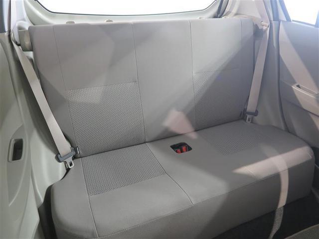 後席シート