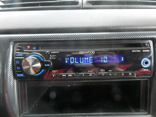 社外CDオーディオ付き!ドライブのお供に!!