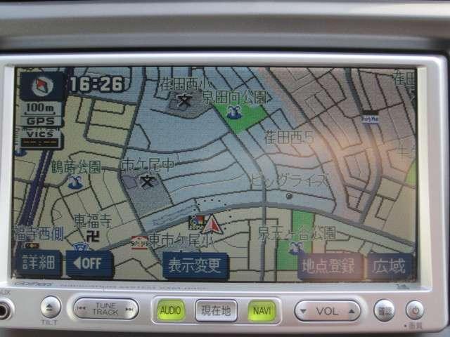 13G Fパケ純正ナビワンオーナー禁煙車(3枚目)
