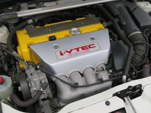 ホンダ インテグラ タイプR Cpkg 6速MT 社外エアロ社外17AW 車高調