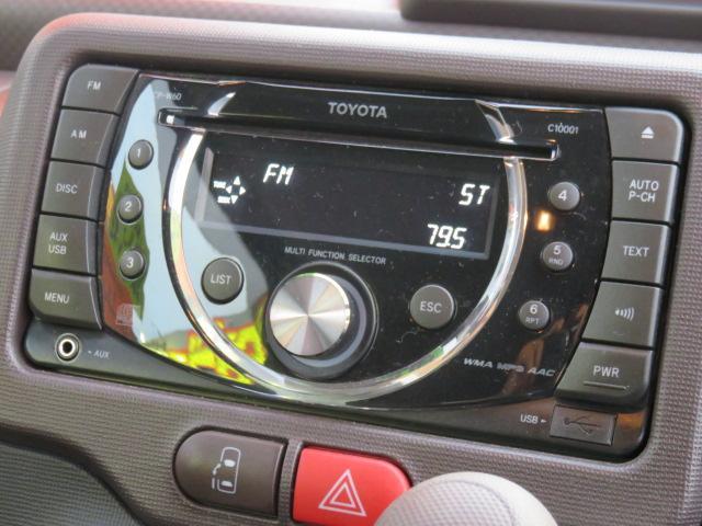 トヨタ ポルテ X 1オーナー スマートキー 電動スライドD アイドリングS
