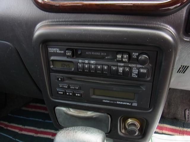 ダイハツ ミラジーノ ジーノ CD キーレス 集中ドアロック 運転席エアバッグ