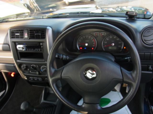 スズキ ジムニー XG 4WD ターボ 5MT ETC キーレス ABS